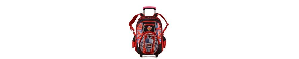 Школьные рюкзаки на колесах